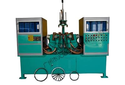 八工位车圈焊线机