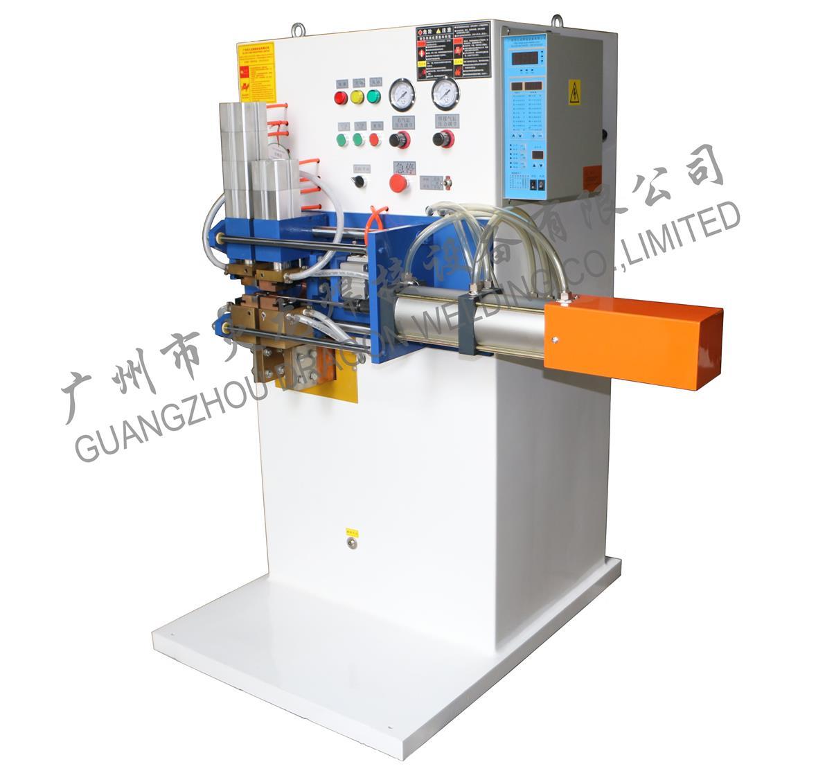 UN3铜铝管对焊机