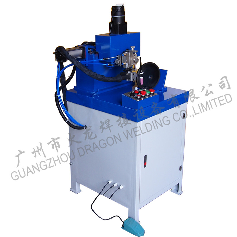 立式環縫焊機