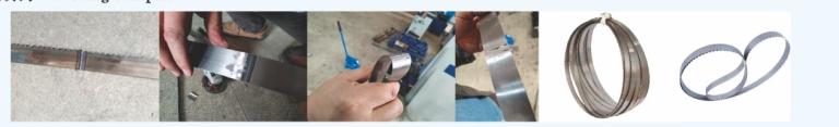 锯条对焊机
