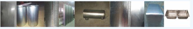 直缝焊接样品